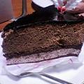 写真: ケーキ美味しい 胃が痛いけ...