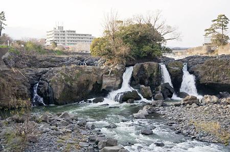 鮎壷の滝 2012.4.7-1