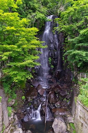 駒ヶ滝 2012.6.26-1