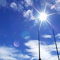 Photos: 空と太陽