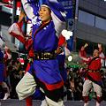 写真: 國士舞双_13 - 第11回 東京よさこい 2010