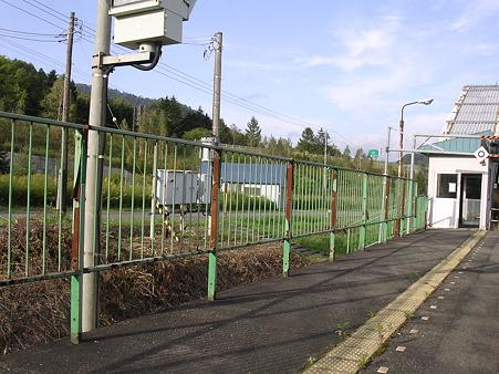 十三里駅ホーム2
