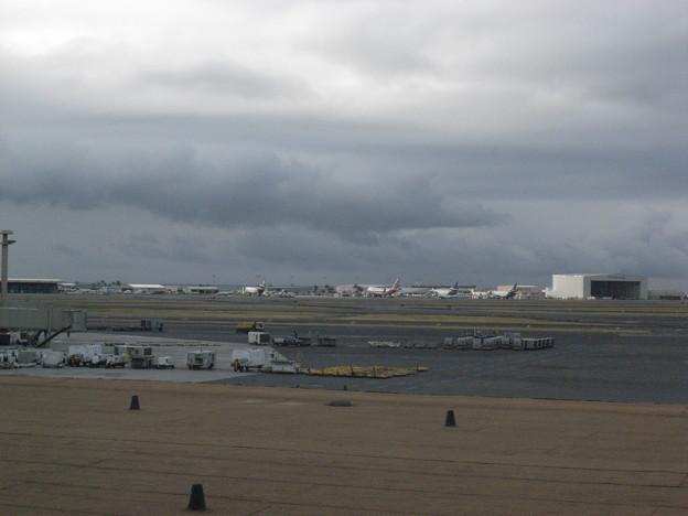 写真: ホノルル国際空港