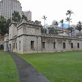 写真: 旧宮殿兵舎 イオラニ・バラックス