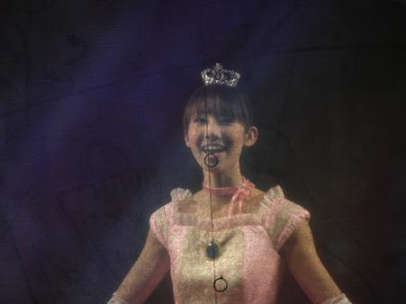 077 お姫様になった、なおちゃんです(≧ω≦)b
