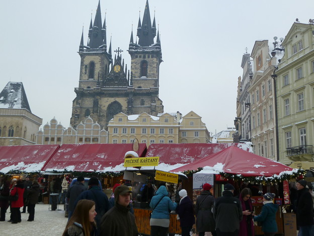 プラハのクリスマス市