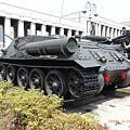 写真: SU-100ジューコフ襲撃砲戦車