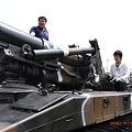 Photos: 重榴弾砲