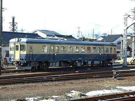 キハ52-125(糸魚川駅)