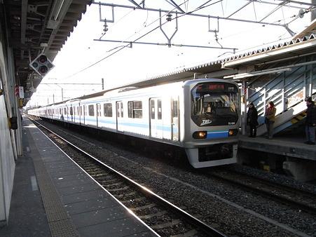 東京臨海高速鉄道70-000形(指扇駅)