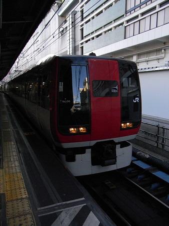 253系成田エクスプレス(横浜駅)