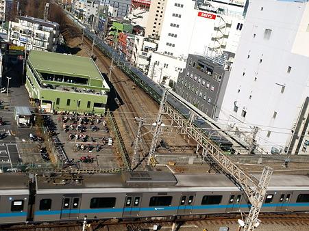 町田駅7(ヨドバシカメラ町田店屋上)