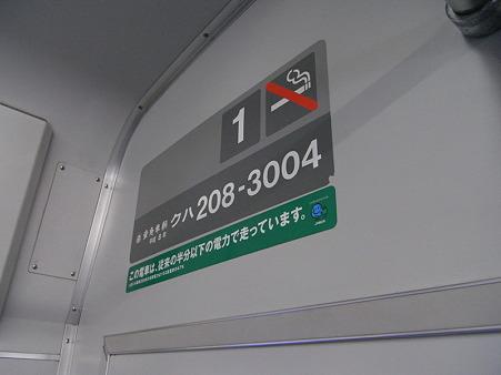 209系川越線の形式