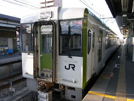 キハ110系(高麗川駅)4