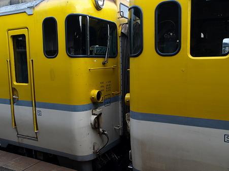 キハ40(湯田温泉駅)1