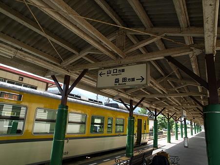 キハ40山口線(津和野駅)16