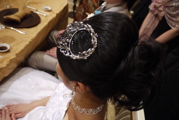 Photos: 050 可愛いクラウン♪ネックレスは自作☆