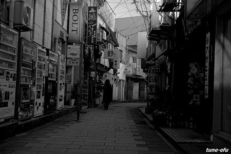銅座という町