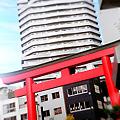 Photos: 水戸東照宮参道から