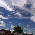 写真: 雲