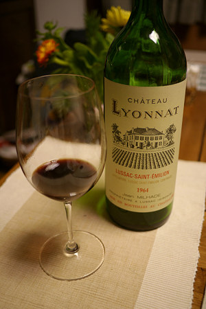 Lyonnat 最後の一杯