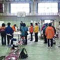 Photos: 【新燃岳バスプロ携帯より】受付