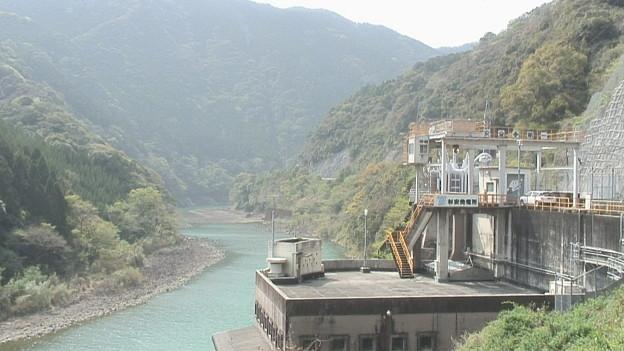 一ツ瀬川水系一ツ瀬ダムへ2