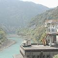 写真: 一ツ瀬川水系一ツ瀬ダムへ2