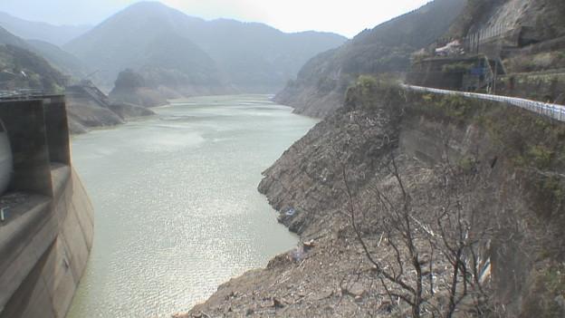 一ツ瀬川水系一ツ瀬ダムへ7