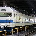 北陸本線 金沢駅 419系 普通列車
