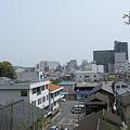 写真: 松ヶ岡公園から見たいわき市中心部