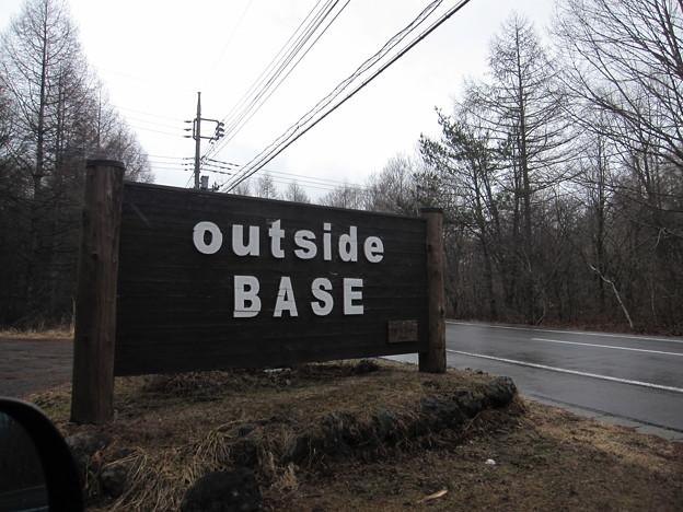 outside BASE
