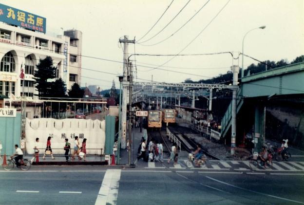 都電荒川線王子駅前(1982年) - 写真共有サイト「フォト蔵」