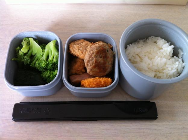写真: 20120620昼食