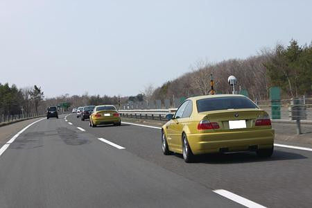BMW M3軍団