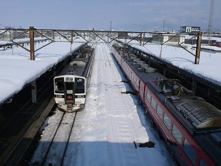 会津若松駅1