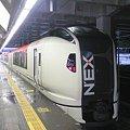 写真: 新型NEX@新宿駅