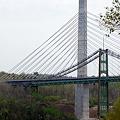 Photos: Hancock Bridges (Old and New)