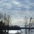 Photos: Cloudy this Morning