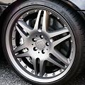 写真: SLR's BRABUS Wheel