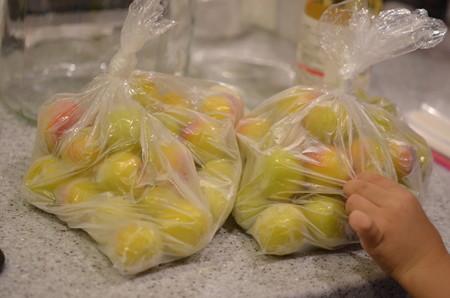 梅ジュース作り (2)