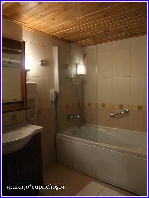 ギョレメカヤホテル・バスルーム