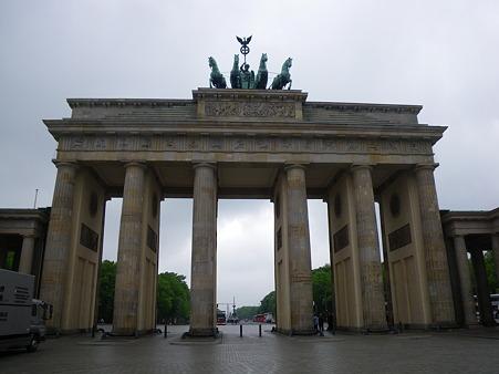 ブランデンブルク門2