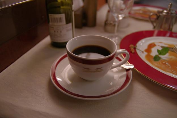 s7163_トワイライトエクスプレス食堂車_フランス料理6コーヒー