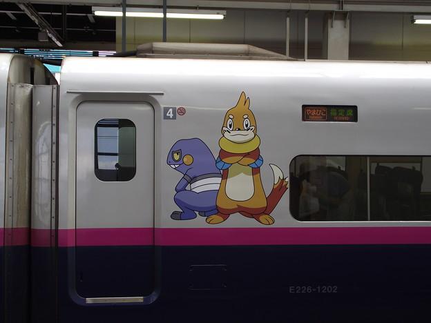 7.18 E2系ポケモン新幹線-11