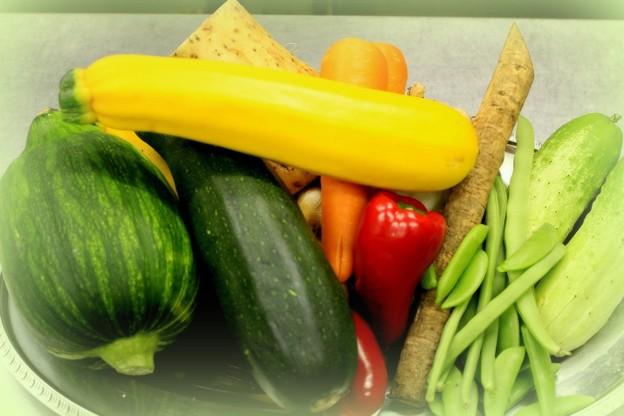 本日のお野菜