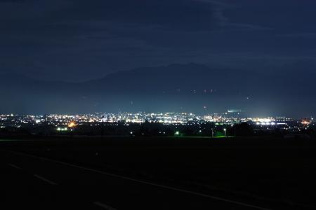 7月24日の夜景