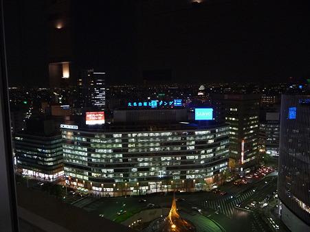 100331-名古屋駅夜景色 (7)
