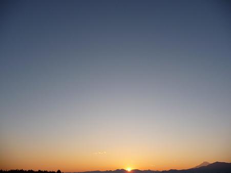 101231-富士山(夕) (1)