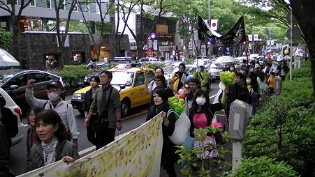 渋谷 原発やめろデモ 20110507 (29)